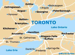 toronto maps and orientation toronto, ontario on, canada Canada Toronto Map small toronto map canada toronto matejka