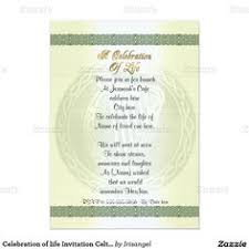 128 Best Celebration Of Life Invitations Images In 2019