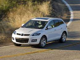 2008 Mazda Cx 7 Sport Review