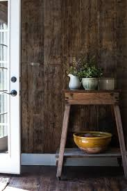 wood walls in the kitchen / jersey ice cream co | A Space for ...