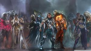 2560x1440 pix for magic the gathering planeswalker wallpaper