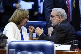 Resultado de imagem para fotos da senadora zenaide com jean prates