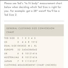 Ted Baker Dress Size Chart Ted Baker Everly Highgrove Cocktail Dress Size 0 Xs 54 Off Retail
