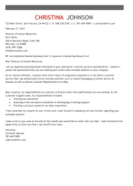 Experienced Professional Cover Letter How To Write A Cover Letter Jobhero