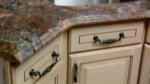 Of Glazed Cabinets Kitchen Cabinets Ivory Glaze Finish By Wwwpianofinishcom