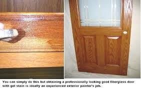 stained fiberglass front door gel stains on wood grained fiberglass entry doors effective or not pre stained fiberglass front door gel