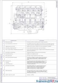 Курсовой проект предприятия сервиса технического обслуживания по  Чертеж графика согласования работ Чертеж ремонтный детали