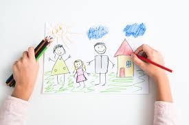 Znalezione obrazy dla zapytania rysunek domu