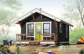 Small Picture Cabin Plans Affordable Small Cottages from DrummondHousePlanscom