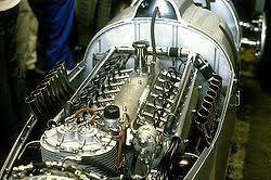 v16 engine auto union v16 engine
