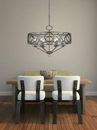 industrial lighting design. Rectangular Dining Room Industrial Lighting Linear Chandeliers Raindrop Rustic Orb Crystal Pottery Barn Chandelie Decorating Dress Up Your Sweet Design