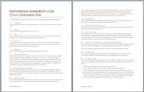 To the extent set forth in this agreement, each of the joint venturers shall own an undivided fractional part in the business. Printable Sample Partnership Agreement Template Form Contract Template Rental Agreement Templates Templates