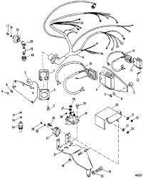 Wiring harness electrical ponents thunderbolt iv ign adorable mercruiser ignition wiring diagram