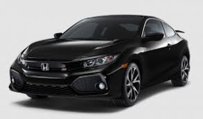 honda civic 2018 black. Brilliant Honda 2017 Honda Civic Si In With Honda Civic 2018 Black A