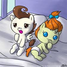 Pound Cake And Pumpkin Cake 3 My Little Pony Friendship Is Magic