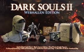 dark souls ii webhallen edition ps3