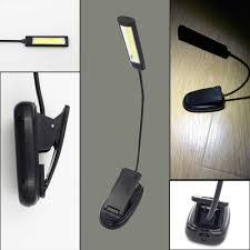 Clip On Led Piano Light High Quality Clip On Led Light Flexible Arm Reading Lamp For