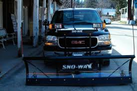 plows unlimited featuring sno way snow plows for light duty the 26 series sno way plow