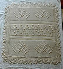 Ravelry Baby Tree Of Life Throw Pattern By Nicky Epstein
