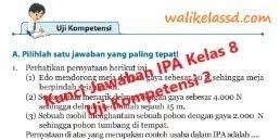 Try the suggestions below or type a new query above. Kunci Jawaban Ipa Kelas 8 Uji Kompetensi 2 Halaman 99 100 101 102 103 Wali Kelas Sd