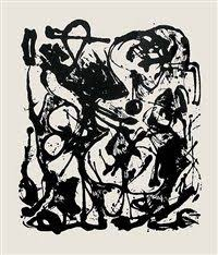the best jackson pollock artwork ideas jackson  happy birthday jackson pollock untitled after cr333