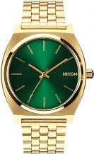 "green watches watch shop comâ""¢ mens nixon the time teller watch a045 1919"