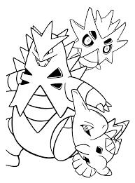 Kleurplaat Pokemon Eevee