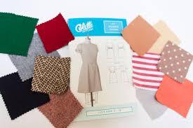 Fabric Days Of The Week Chart Fabric Swaps For Every Season Seamwork Magazine