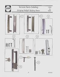 pella screen door repair fresh pella door handles handballtunisie