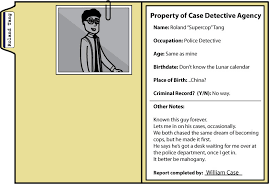 Case File Template Police File Template Major Magdalene Project Org
