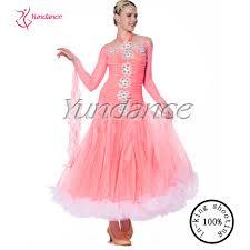 Light Pink Dance Costume Luxury Light Pink Dance Long Dance Dress Ballroom Dress B 1427 Buy Long Dance Dress Ballroom Dress Pink Dance Long Dance Dress Ballroom Dress Luxury
