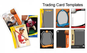 free trading card template trading cards photoshop templates backdrop express