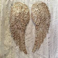 large angel wings wall decor angel wing wall decor large metal angel wings wall decor distressed