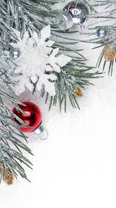 Iphone Wallpaper White Christmas