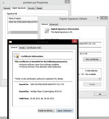 Stuxnet Spawn Infected Kaspersky Using Stolen Foxconn Digital