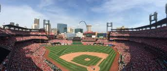 Busch Stadium As Seen From Section 353 Or So Picture Of