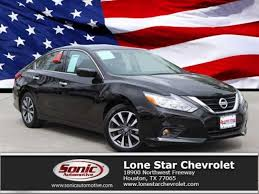 Used 2017 Nissan Altima For Sale at Jaguar Land Rover Houston North ...