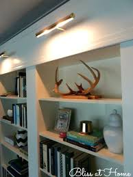 wireless closet lighting. Bookcase: Best Lighting For Bookcases Built In 25 Bookcase Ideas Wireless Closet