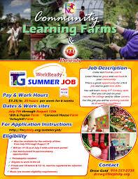 summer job fnc