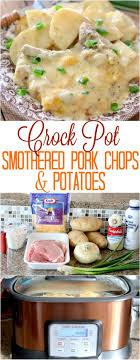 Brown Sugar Pork Chops  Recipe  Easy Pork Chop Recipes Brown Country Style Smothered Pork Chops