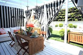 outdoor curtains ikea patio curtain exotic design collection canada