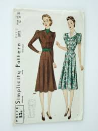 Simplicity Patterns Sale Fascinating Womens Vintage Simplicity Patterns At RustyZipperCom Vintage Clothing