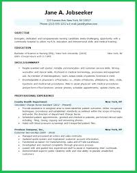 Objective For Resume For Students Student Objective For Resume Good Writing Resumes For High School 13