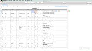 Mac Excel Template Budget Spreadsheet For Mac Best Family With Macros Macbook