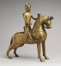 feudalism and knights in medieval europe essay heilbrunn sword sword aquamanile in the form of a mounted knight