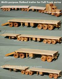plan 211 tuff truck trailer multi plan suits the tuff truck series plans perfect accessories for your big rig