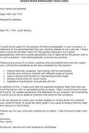 Student Affairs Cover Letter Sample 9 10 Student Ambassador Cover Letter Loginnelkriver Com