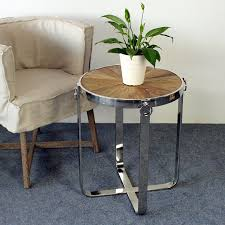 china stainless steel metal legs round modern chrome end side table china chrome end table stainless steel end table
