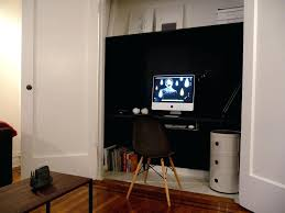 office in a closet ideas. Various Closet Office Interior Home Design Ideas In A D
