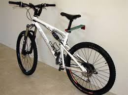 garage bike rack. atomicrack cool bicycle rack for garage or apartment bike